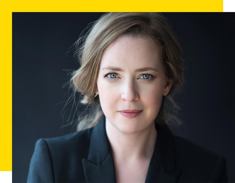 Daire Halpin, Soprano – Helen Sykes Artists' Management