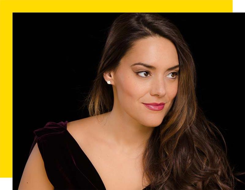 Kezia Bienek, Mezzo Soprano – Helen Sykes Artists' Management