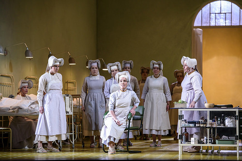 Elizabeth Sikora – Mistress of the Novices, Suor Angelica – The Royal Opera House