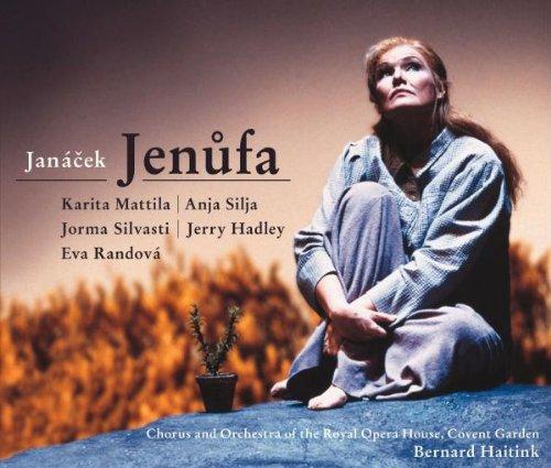 Elizabeth Sikora – Pastuchyna (Herdswoman) – Jenůfa, Janáček