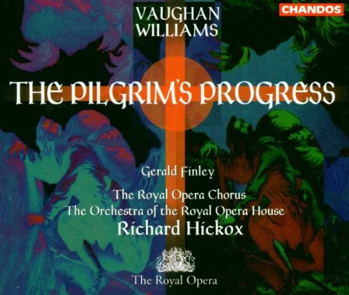 Jeremy White – Vaughan Williams: The Pilgrim's Progress