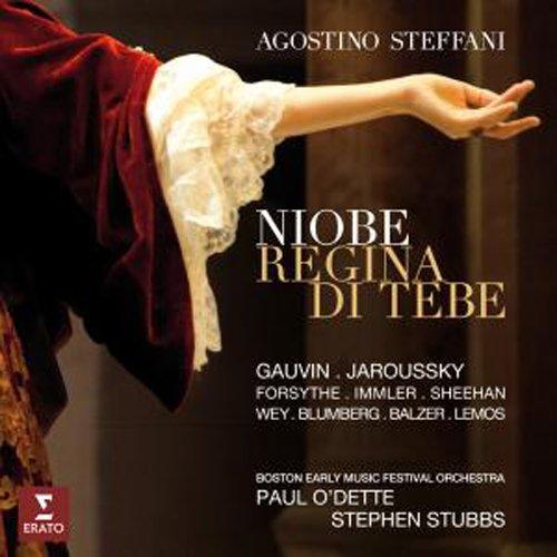 Amanda Forsythe – Agostino Steffani: Niobe, Regina di Tebe