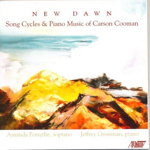 Amanda Forsythe – Cooman: New Dawn