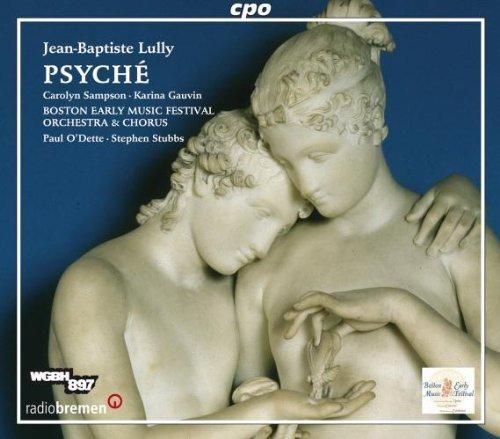 Amanda Forsythe – Jean-Baptiste Lully: Psyché