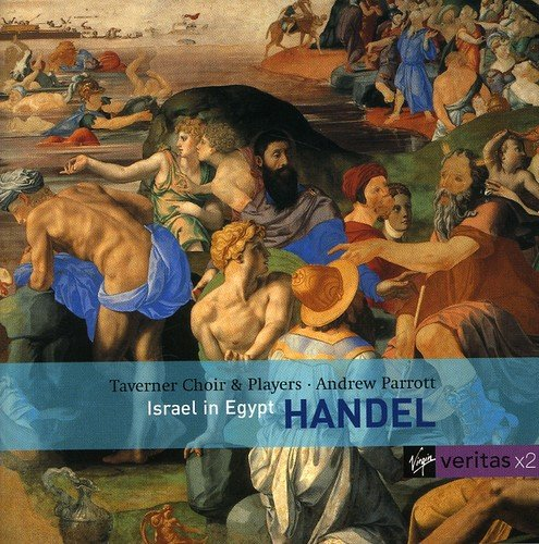 Jeremy White – Handel: Israel in Egypt