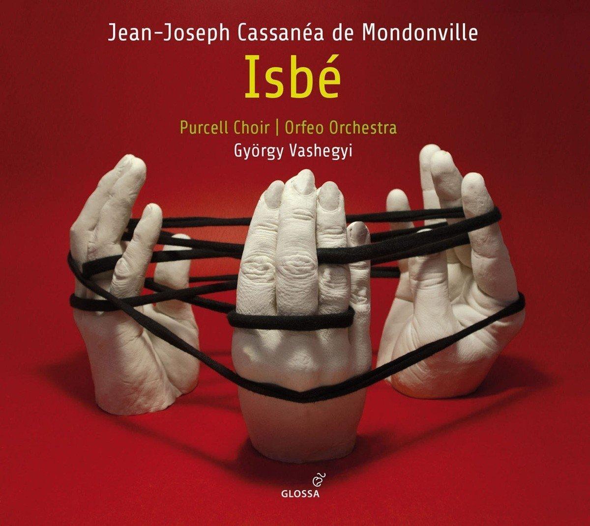 Rachel Redmond – Isbé by Jean-Joseph Cassanéa De Mondonville