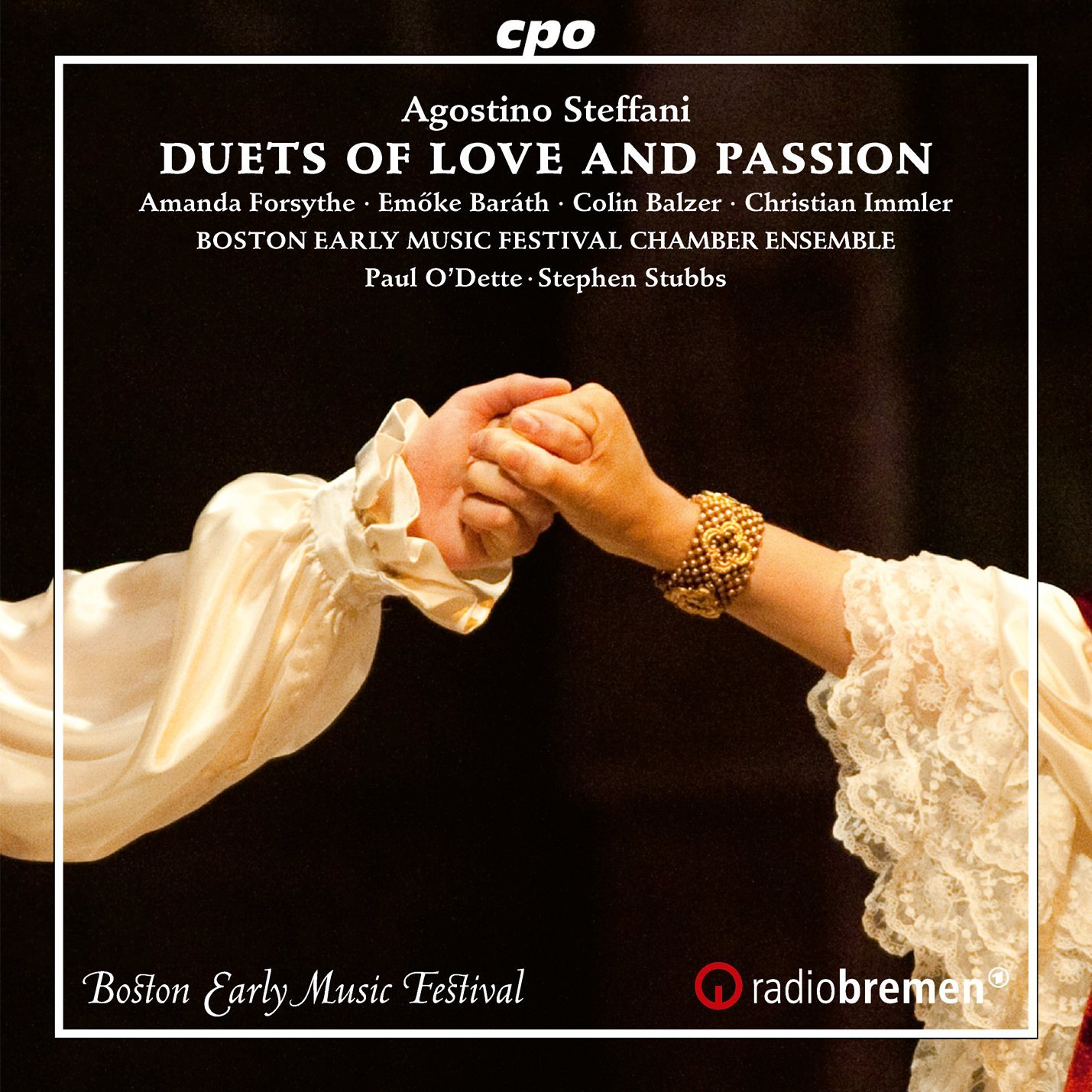 Duets of Love & Passion CD