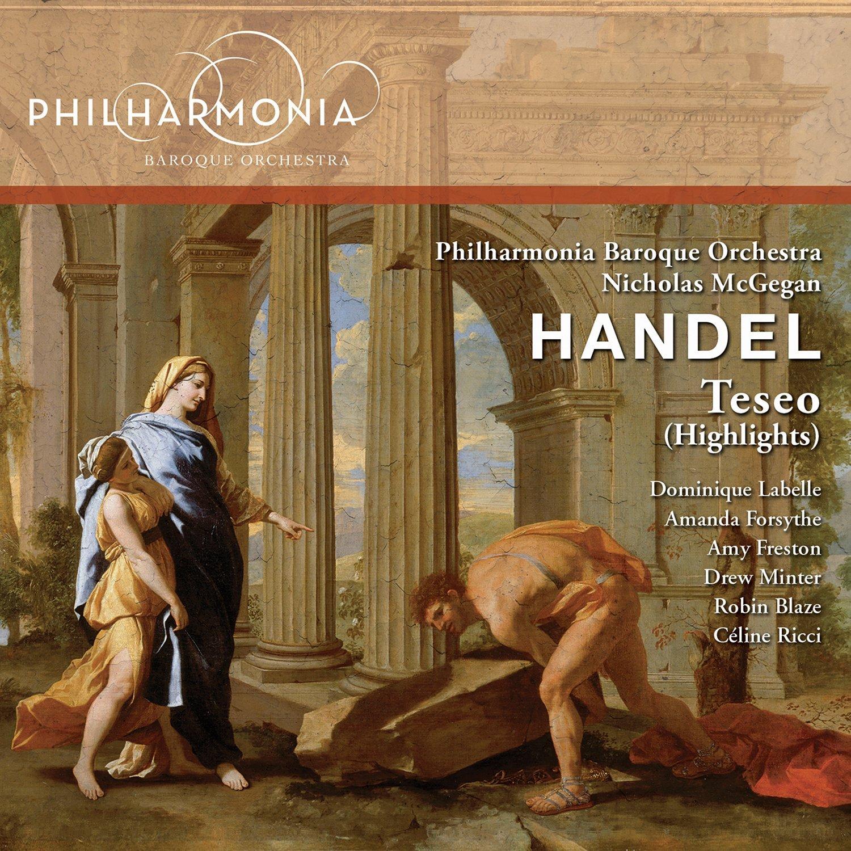 Amanda Forsythe – Handel: Teseo