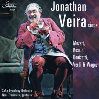 Jonathan Veira sings ...Mozart, Rossini, Donizetti, Verdi & Wagner