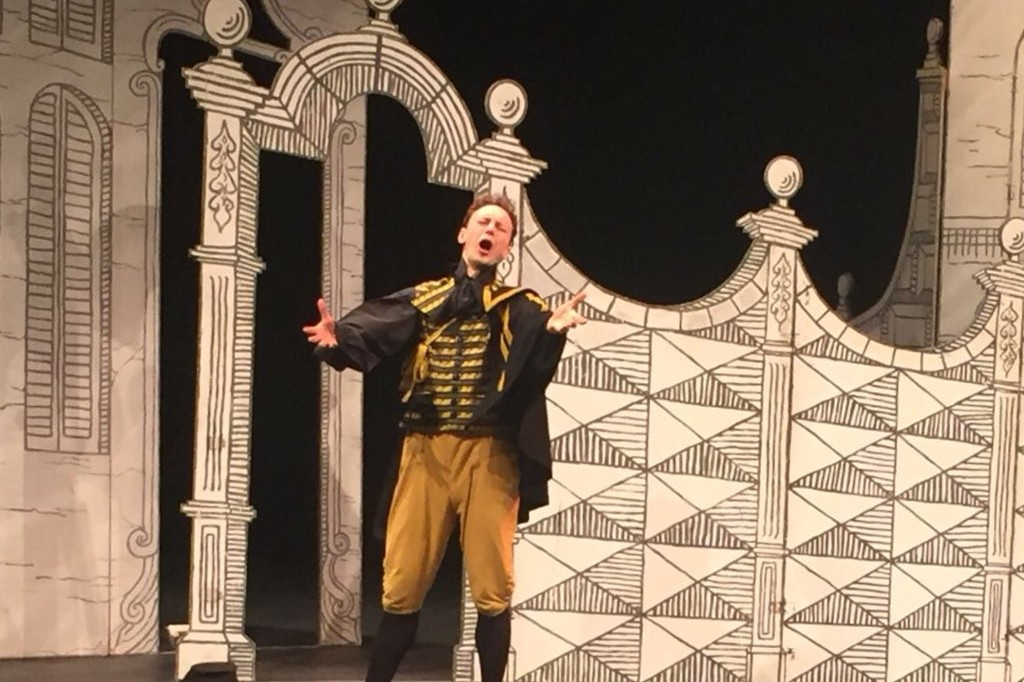 William Wallace – Barber of Seville – Swansea Opera
