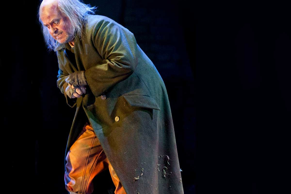 Nicholas Folwell – Alberich in Siegfried, Reisopera