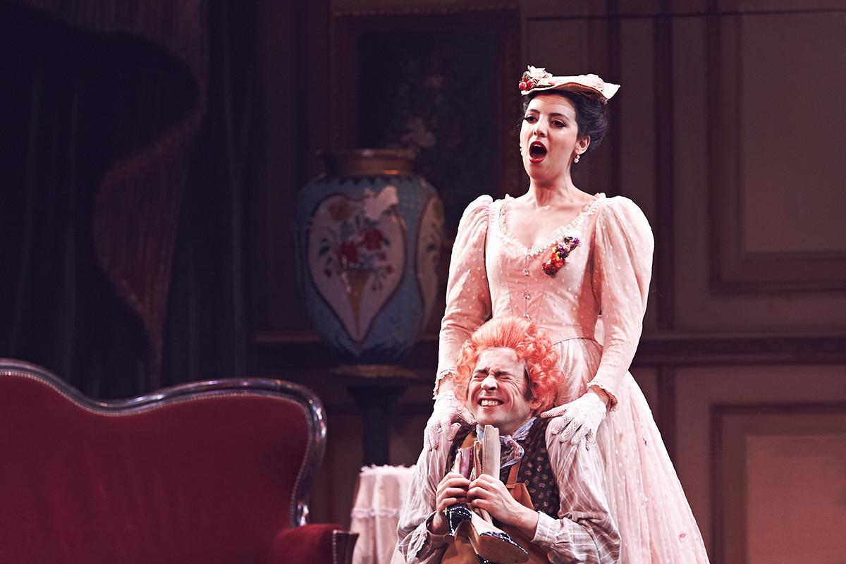 Eduarda Melo – Gabrielle, La Vie Parisienne – Opéra-Théâtre De Metz – 2015