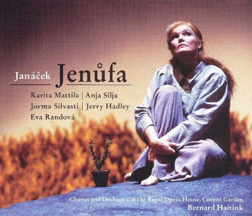 Jonathan Veira – Jenůfa, Leoš Janáček – Royal Opera House