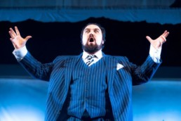 Brendan Collins – Orpheus in the Underworld, Northern Ireland Opera