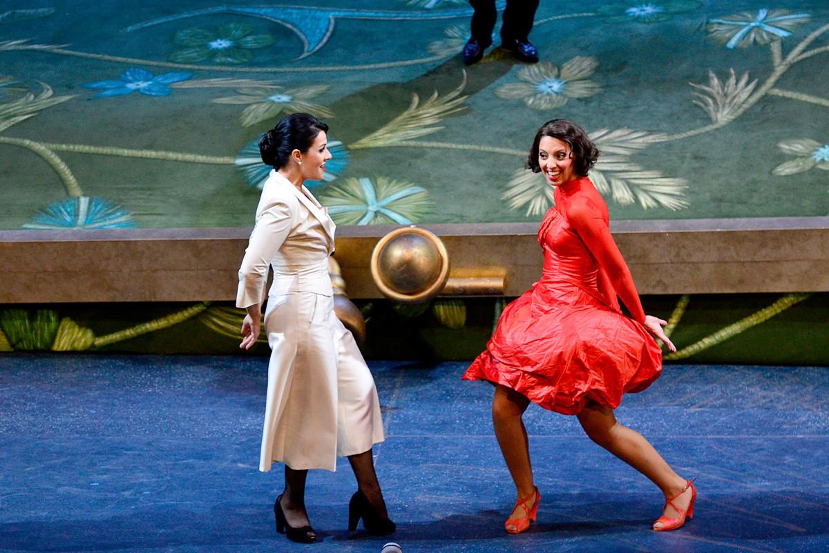 Eduarda Melo – Norina, La Veuve Joyeuse – Amphithéâtre Du Domaine D'ô