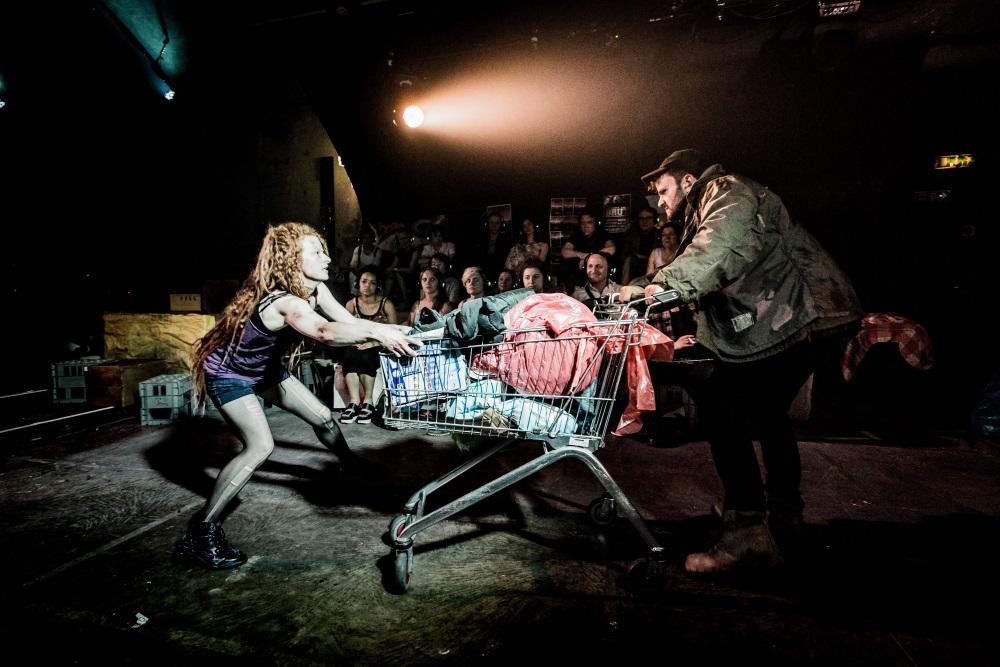 Rosie Lomas – Vixen – Silent Opera – Photo by Robert Workman