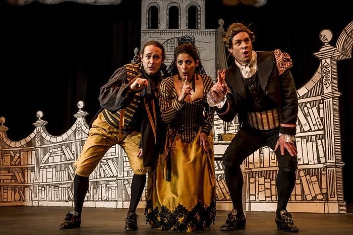 Aidan Coburn – Barber of Seville in New Theatre Cardiff