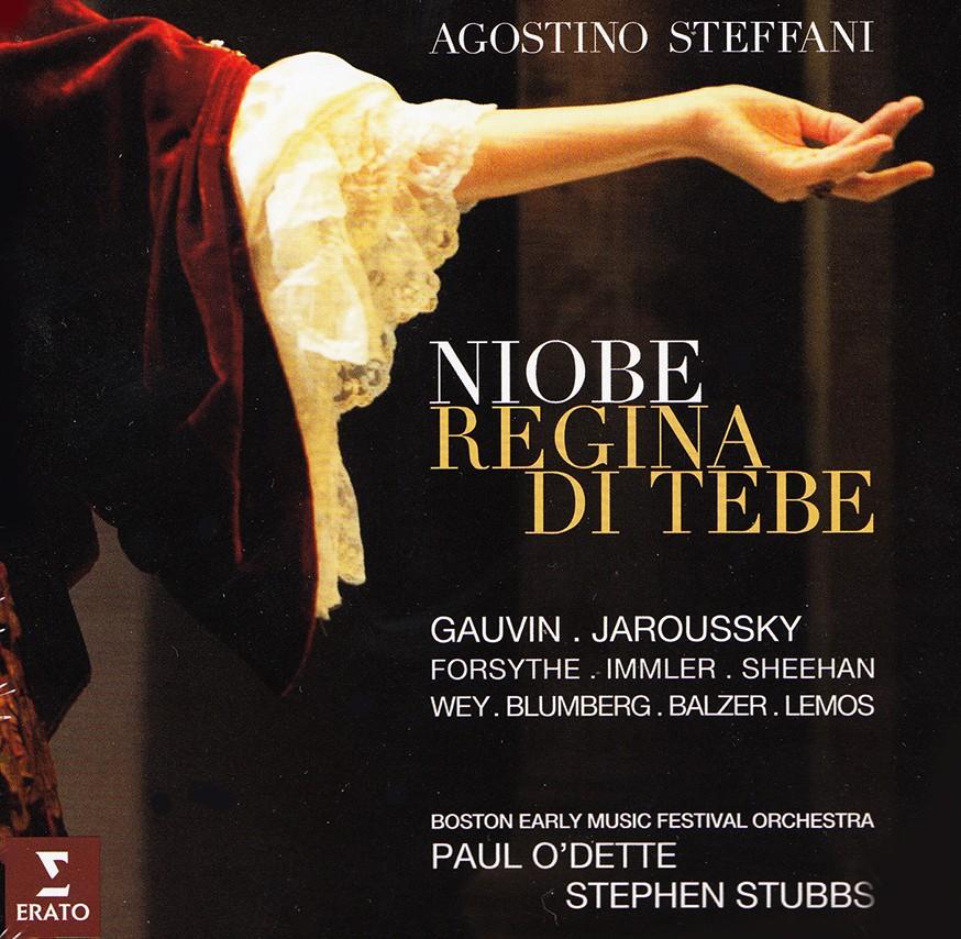 Aaron Sheehan – Steffani's Niobe, Regina di Tebe