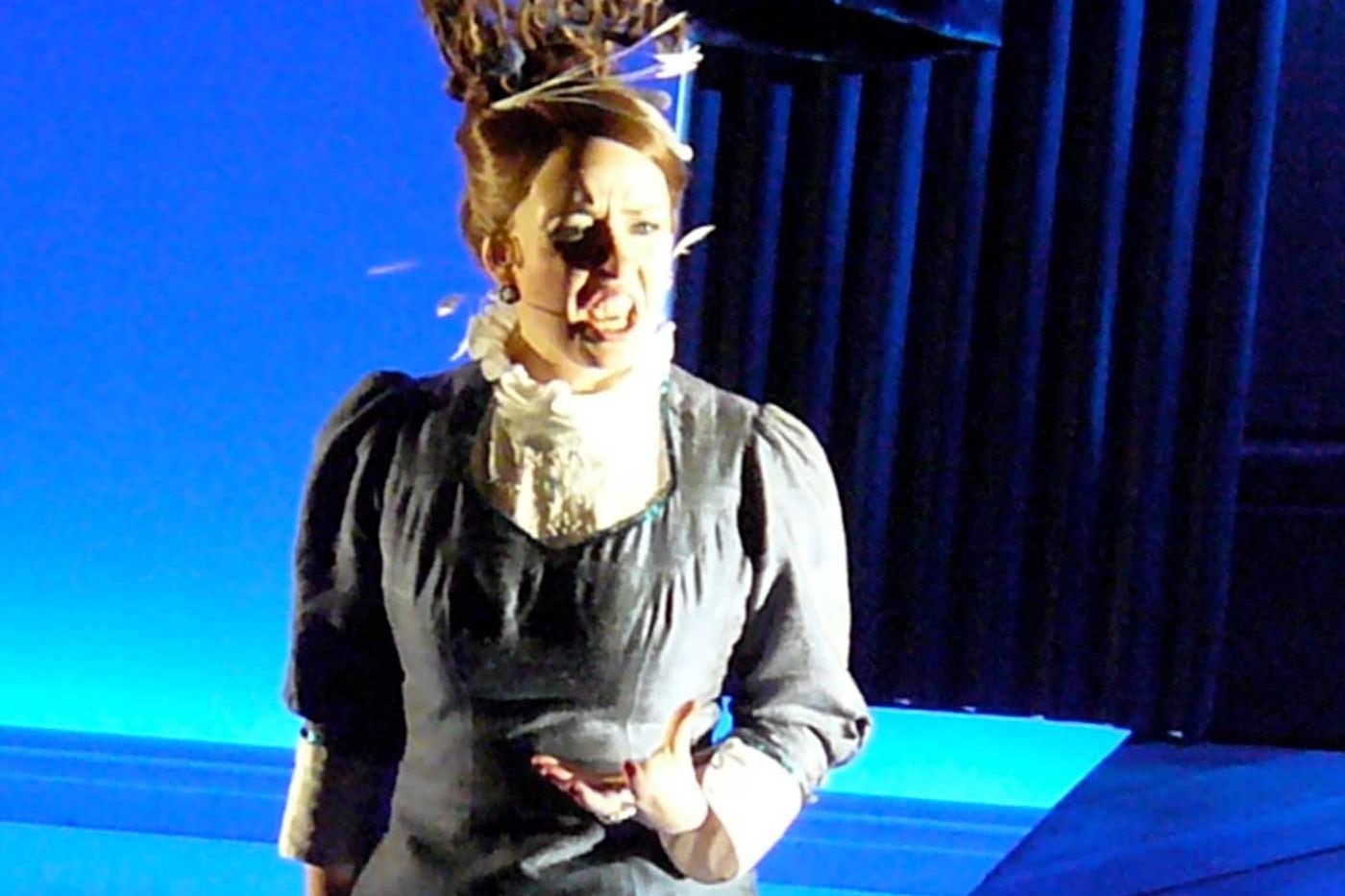 Daire Halpin – Sylvie La Colombe GSMD (2008)