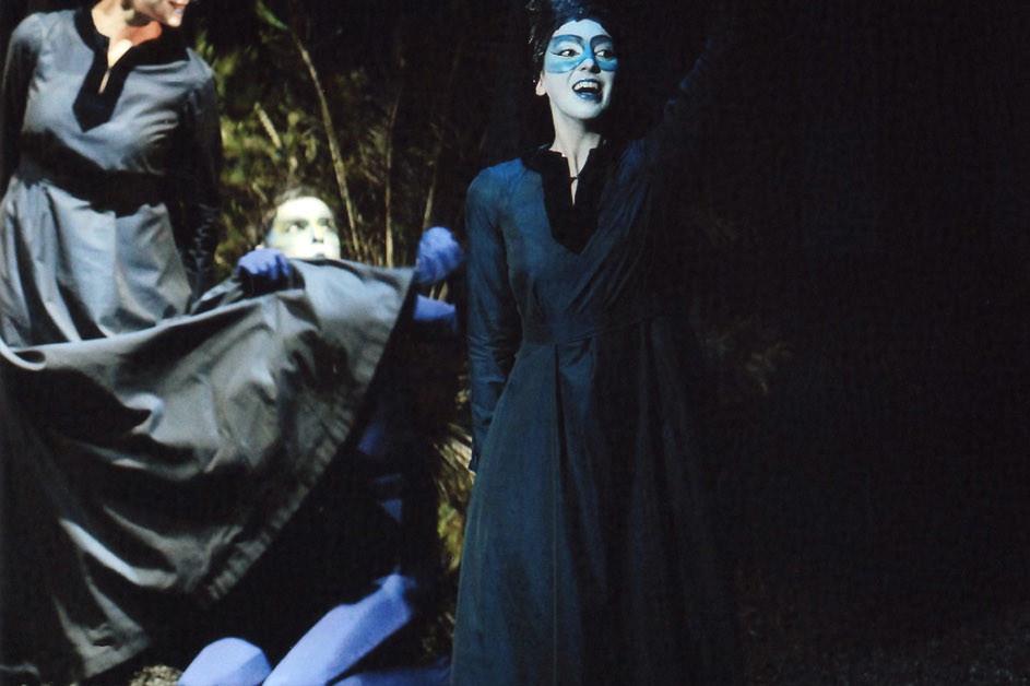 Eduarda Melo – Erste Dame, Die Zauberflöte – Ópera De Marseille – 2012