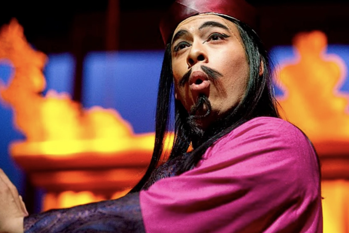 Emmanuel Franco – Ping, Turandot – West Bay Opera – 2011 – Photo by Westside Studio