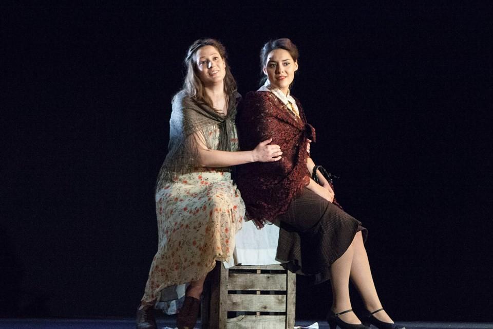 Kezia Bienek, Mezzo Soprano – Frugola