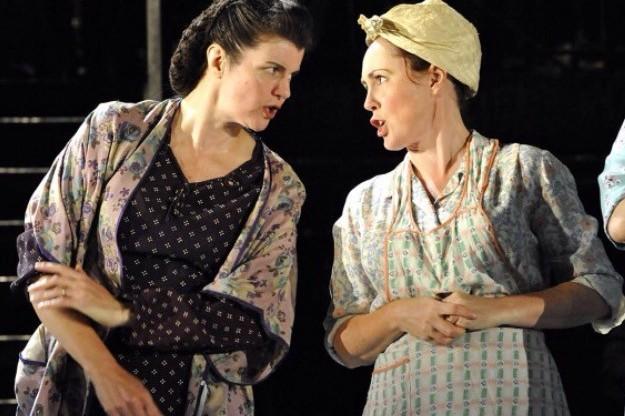 Harriet Williams – Mrs Olsen, Street Scene – The Opera Group