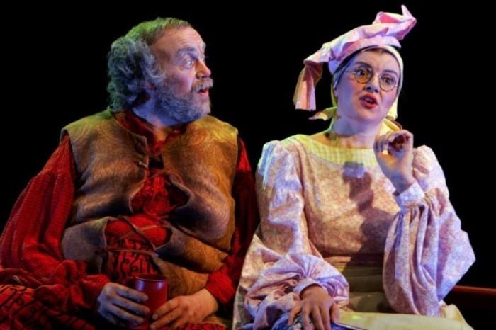 Harriet Williams – Mrs Quickly, Falstaff – English Touring Opera