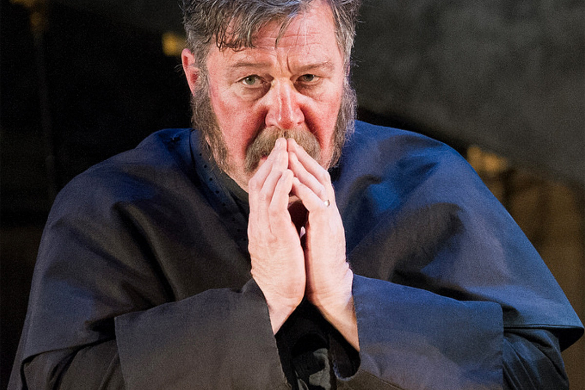 Jeremy White – Sacristan, Tosca – The Royal Opera House – 2013 – Photo by Johan Persson