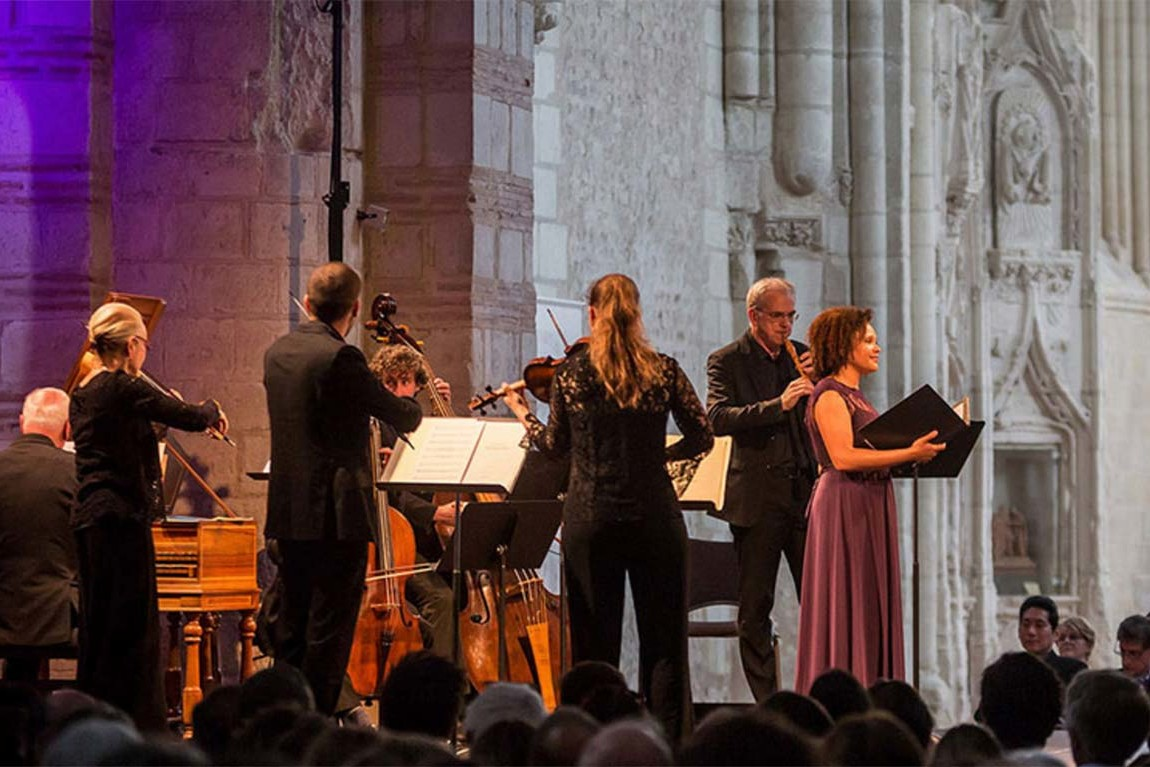 Rachel Redmond – Bach, Cantates - Credits: Les Arts Florissants