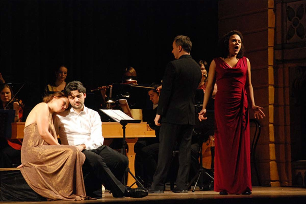 Rachel Redmond – Rameau, Pygmalion – Photo by Ghislieri Musica