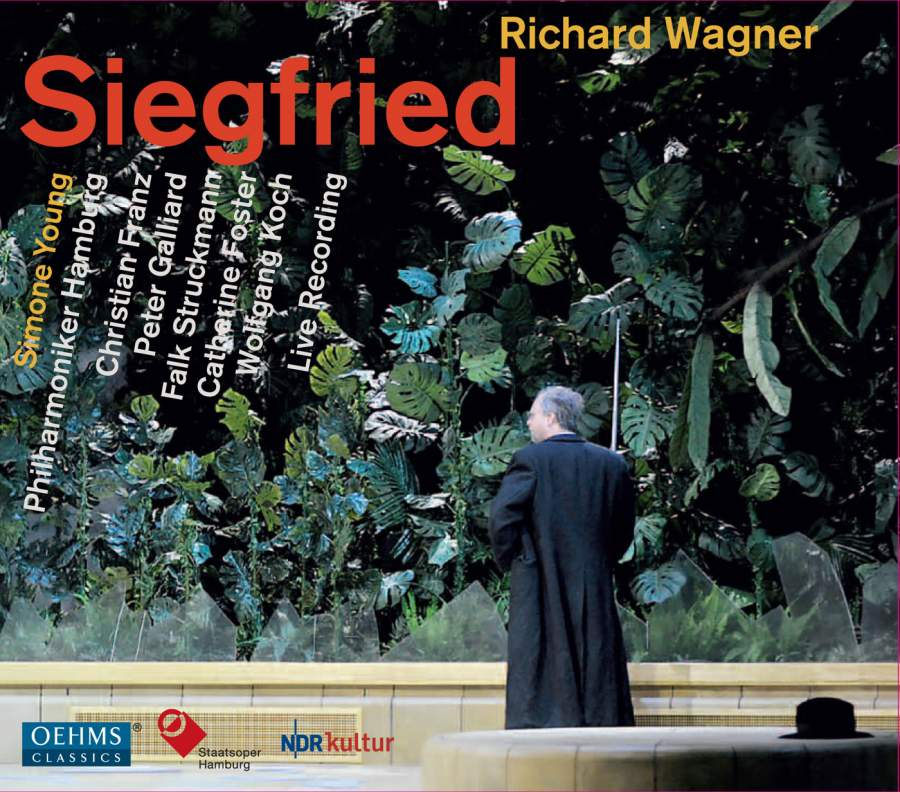 Deborah Humble – Wagner: Siegfried