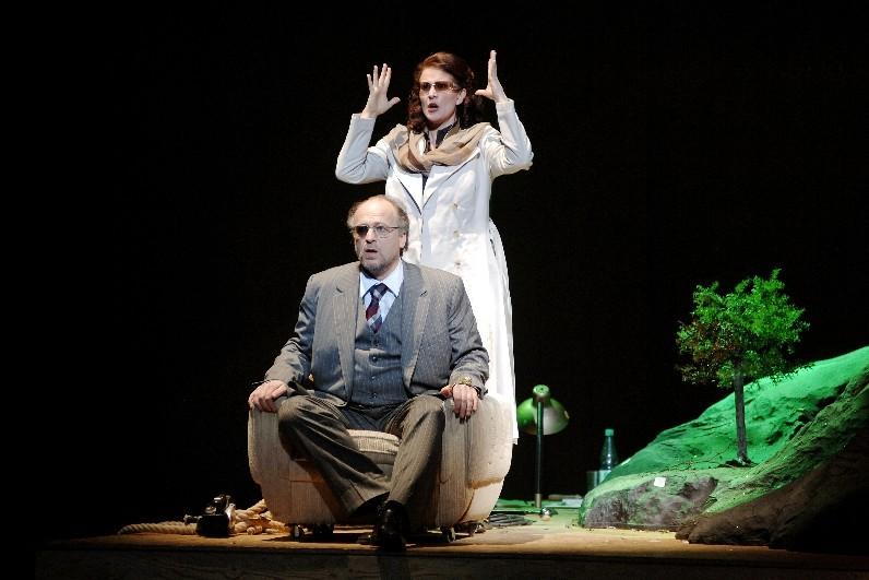 Deborah Humble – Erda, Das Rhinegold – Hamburg State Opera – 2008