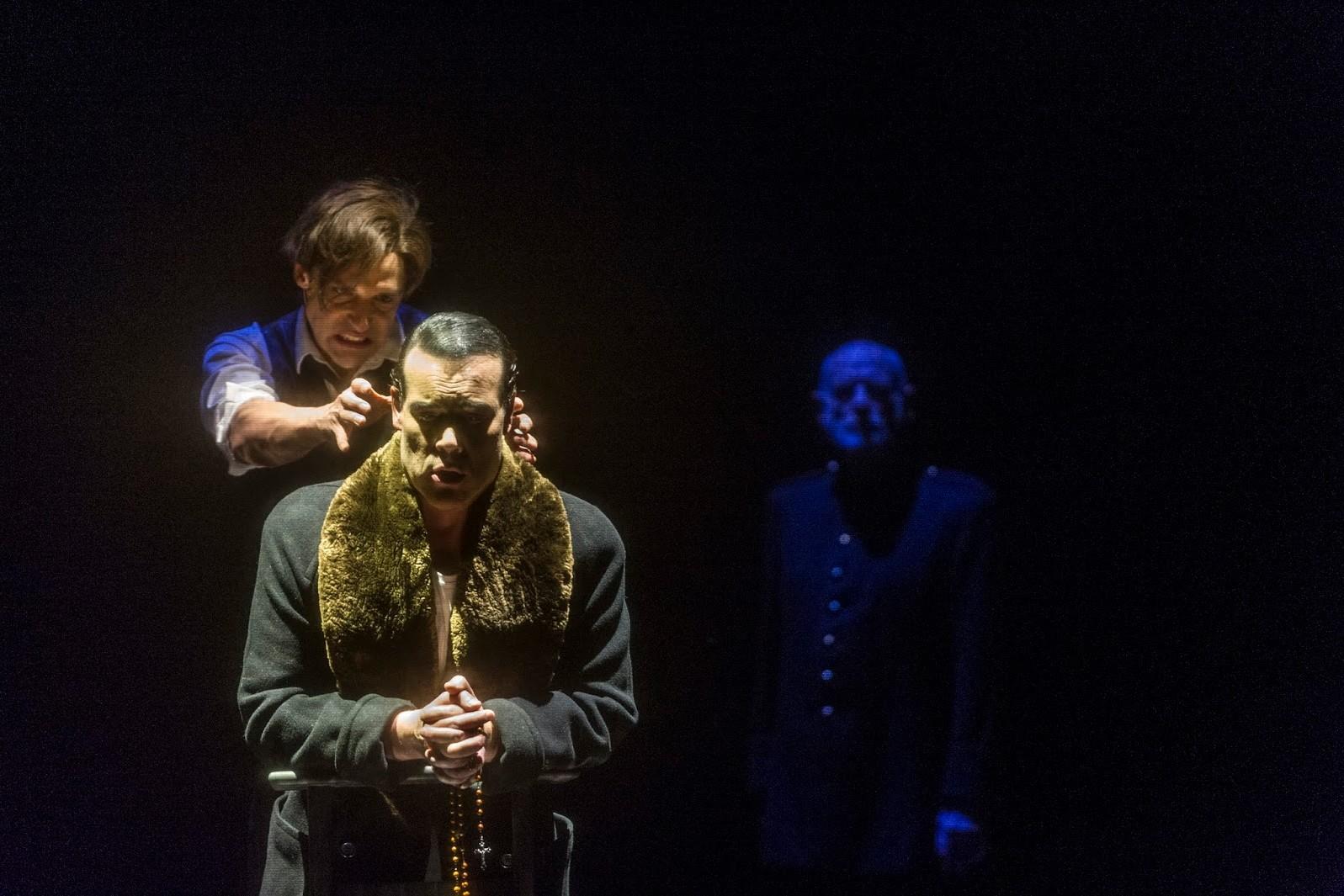 Martijn Sanders – Hamlet – Opera 2 Day – Photo by Ben van Duin