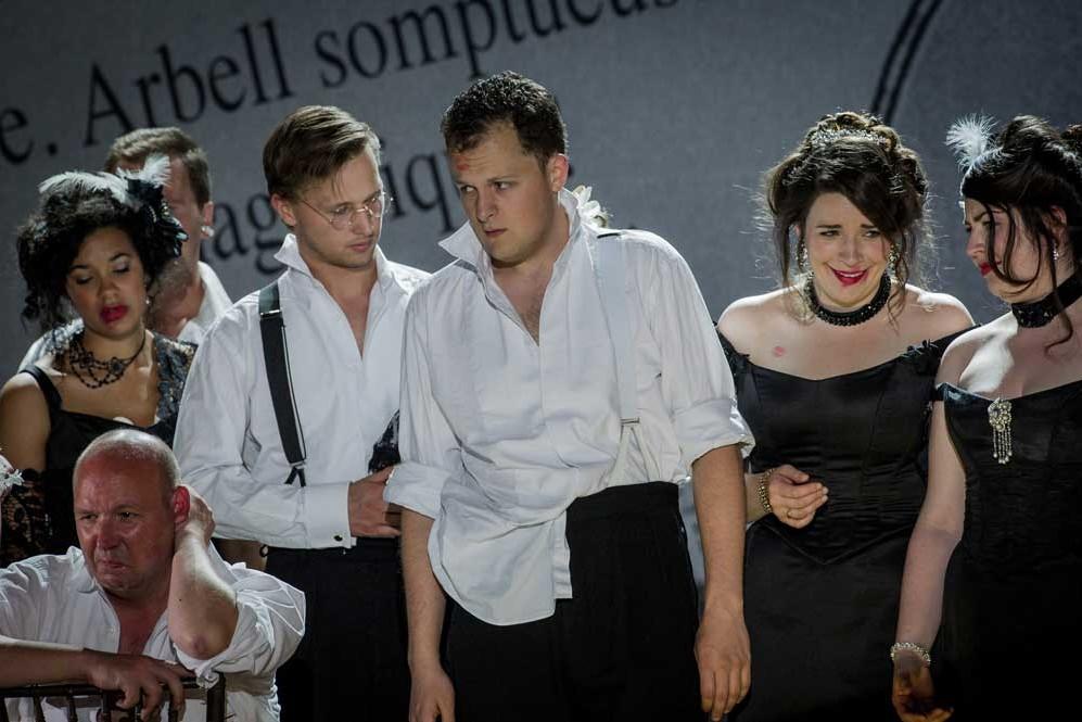 Alex Haigh – Don Quichotte – Grange Park Opera, 2014