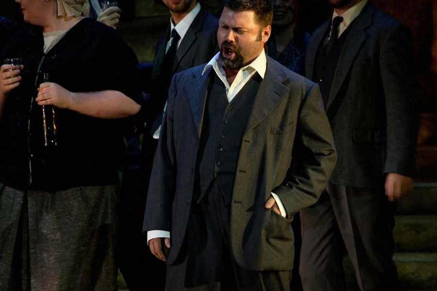 Simon Thorpe, Baritone – Alfio, Cavalleria rusticana – Dorset Opera