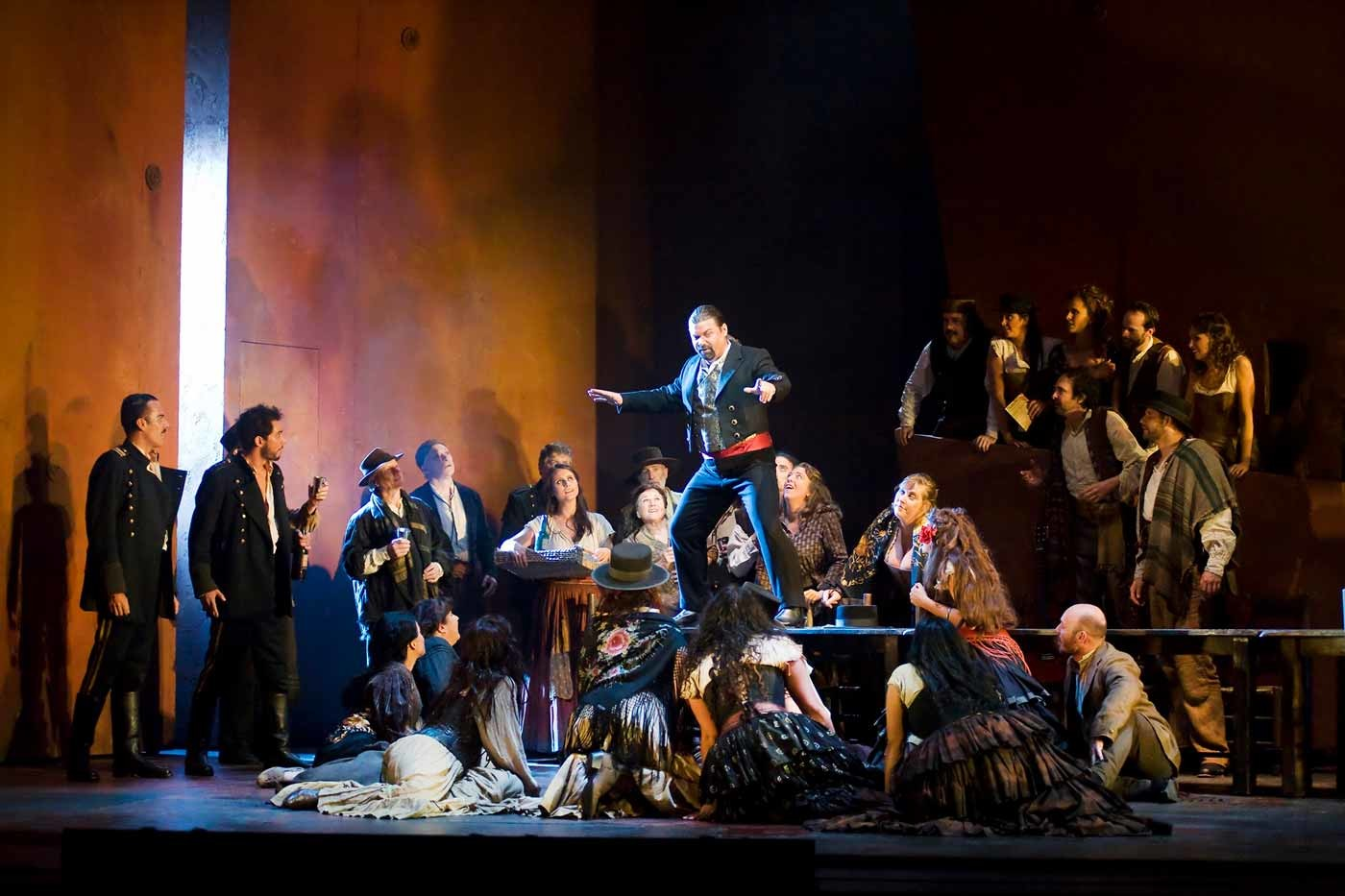 Simon Thorpe, Baritone – Escamillo, Carmen – State Opera South Australia (SOSA)