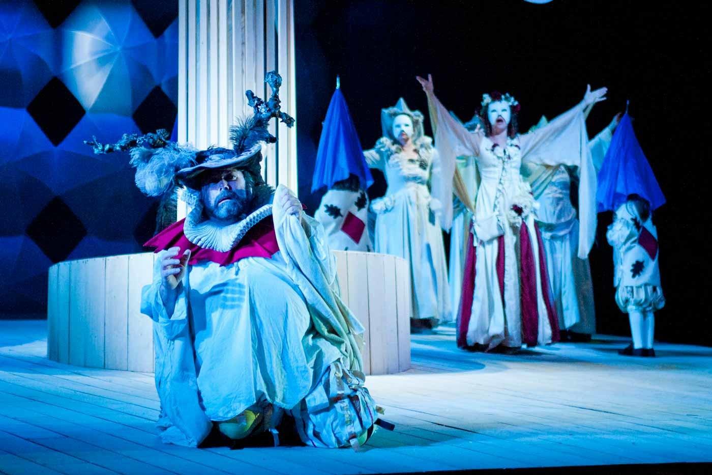 Simon Thorpe, Baritone – Falstaff – Opera Project