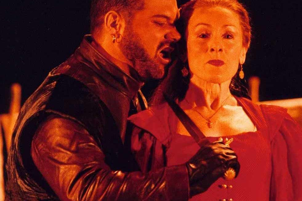 Simon Thorpe, Baritone – Pachecho, Inés de Castro – Scottish Opera