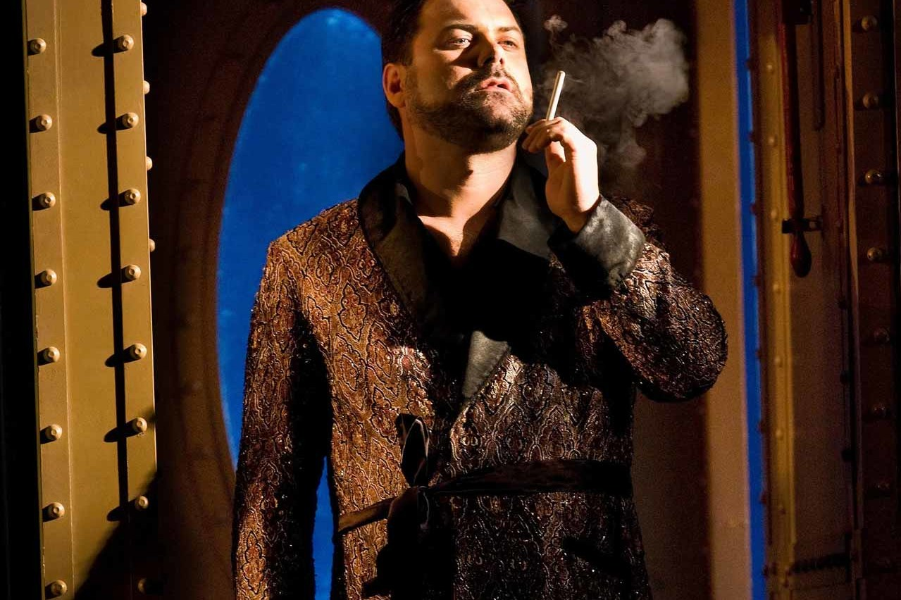 Simon Thorpe, Baritone – Pasha Selim, The Abduction from the Seraglio – Welsh National Opera