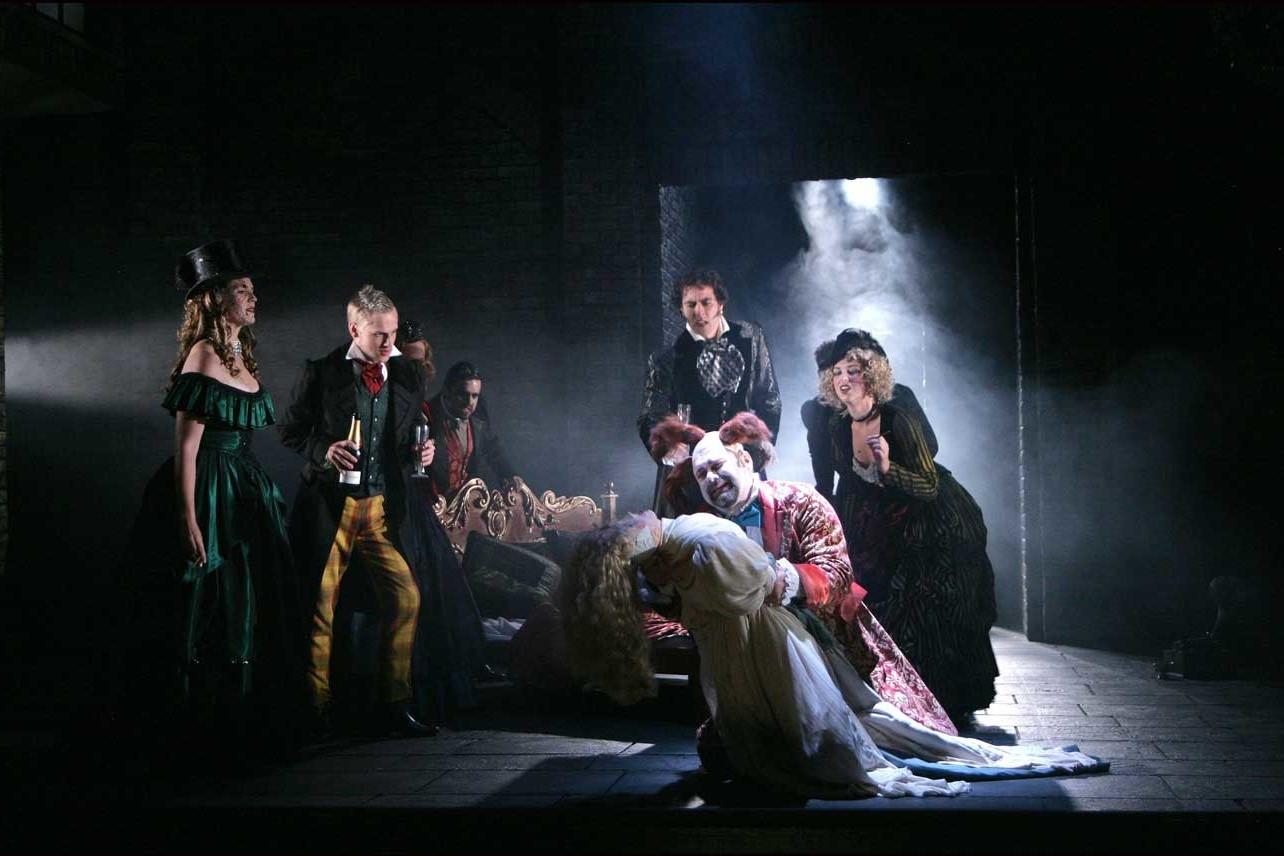 Simon Thorpe, Baritone – Clonter, Rigoletto – Opera Project
