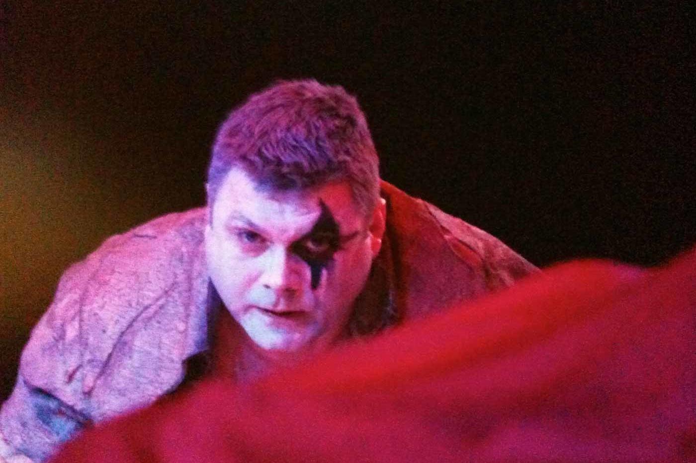 Simon Thorpe, Baritone – Rigoletto – Opera Project