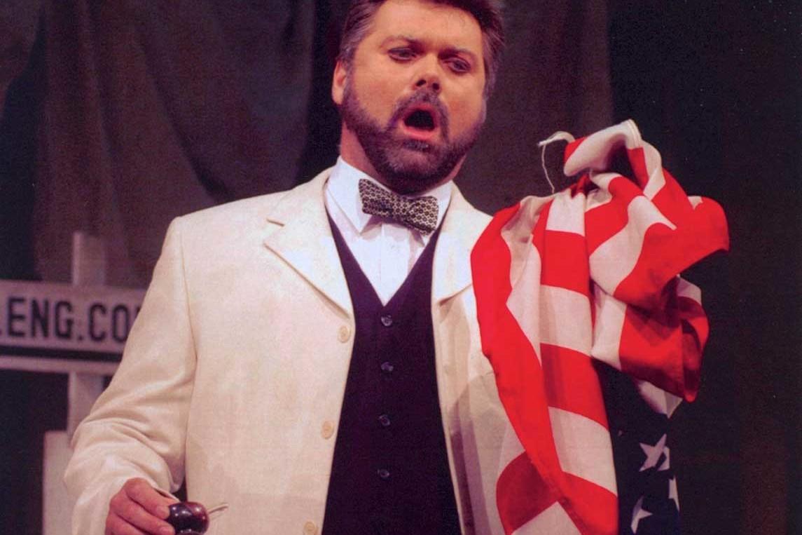 Simon Thorpe, Baritone – Sharpless, Madame Butterfly – Opera Holland Park