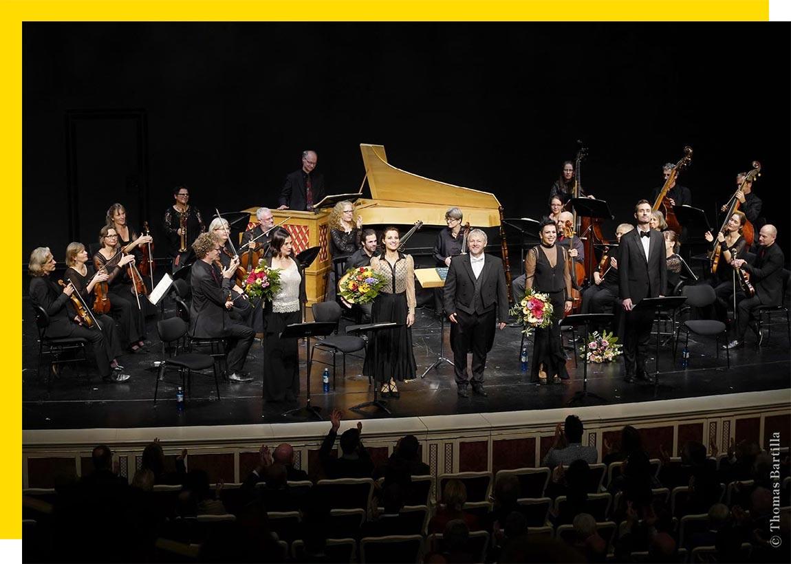 Aaron Sheehan – Barocktage Festival – Scarlatti's Oratorio a quattro voci (La vergine die dolori) with Alte Musik Berlin under Fabio Biondi