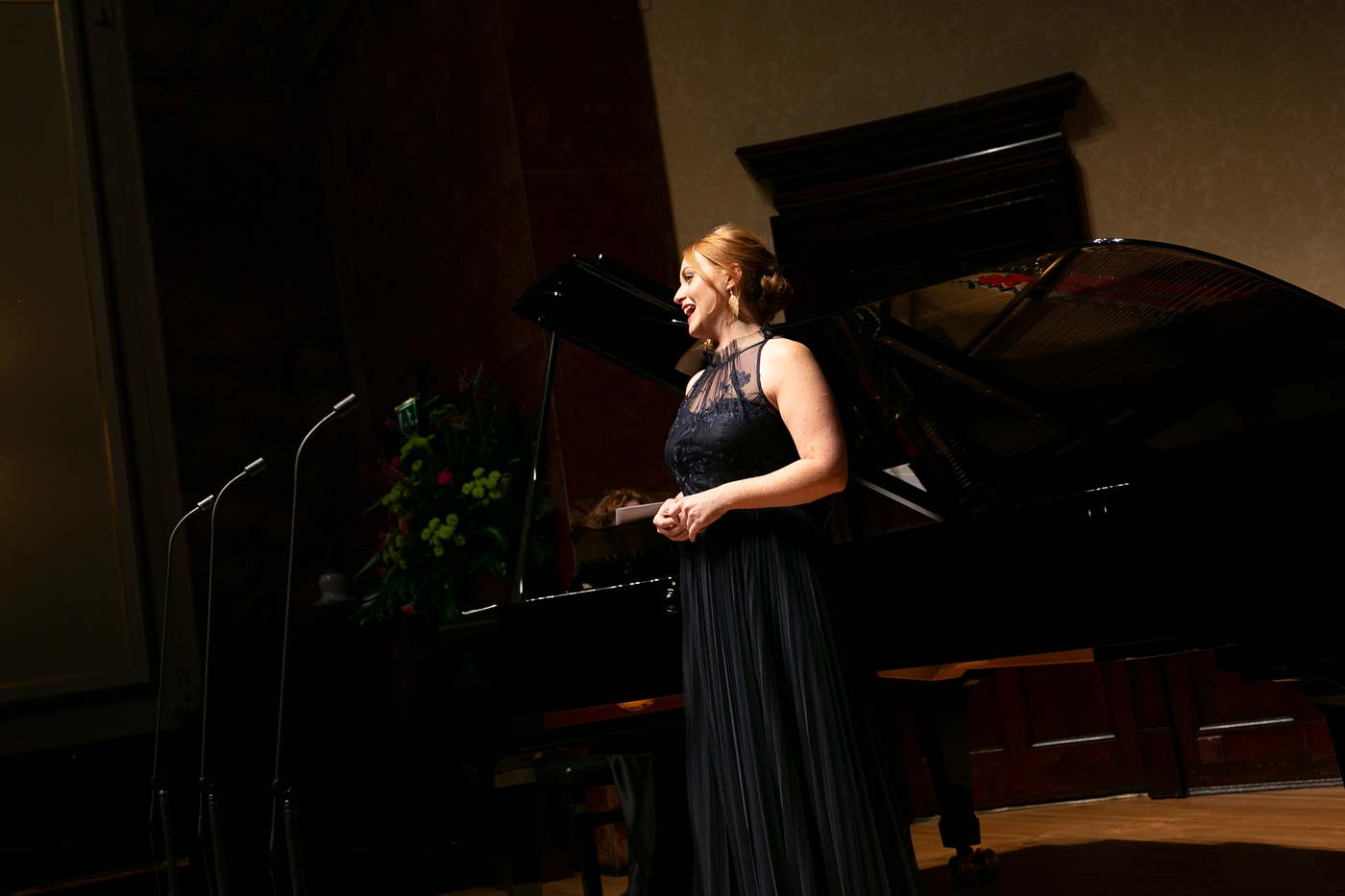 Claire Lees – Concert performance at the Wigmore Hall, 2018